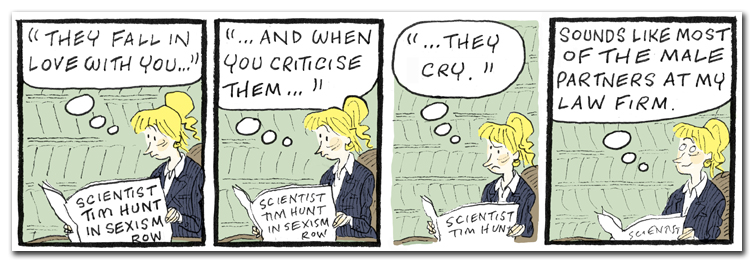 Sexist Scientists